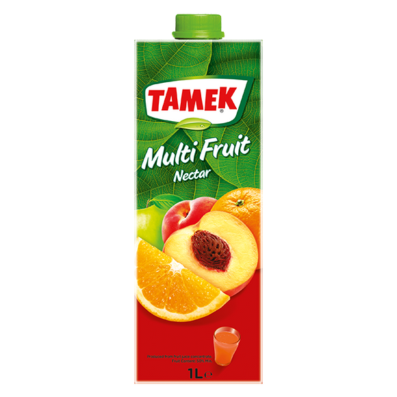 Tamek Fruit Mix Nectar