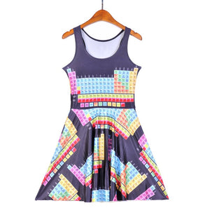 periodic table chemistry Dress
