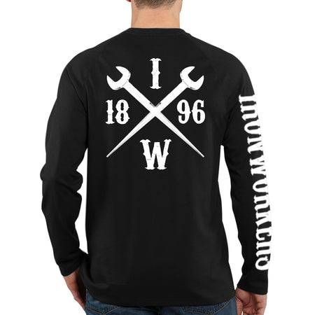 Black Long Sleeve - 1896