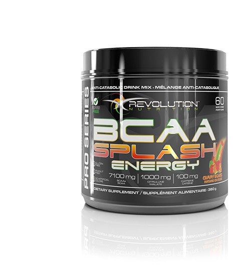 Revolution Nutrition, BCAA Splash Energy™, 360 grams