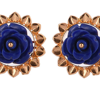 Khimji Gold Earrings- KD/ER-0028