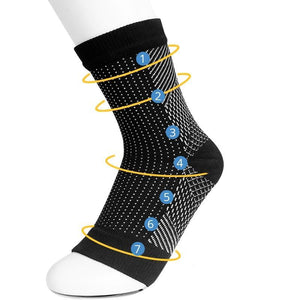 Elastic Anti Fatigue Socks - JSEJ Styles