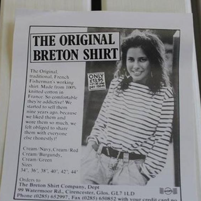 The Story Behind the Breton Shirt Co
