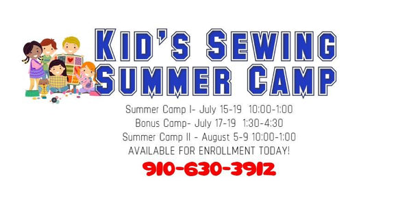 Kids Summer Camp I-July