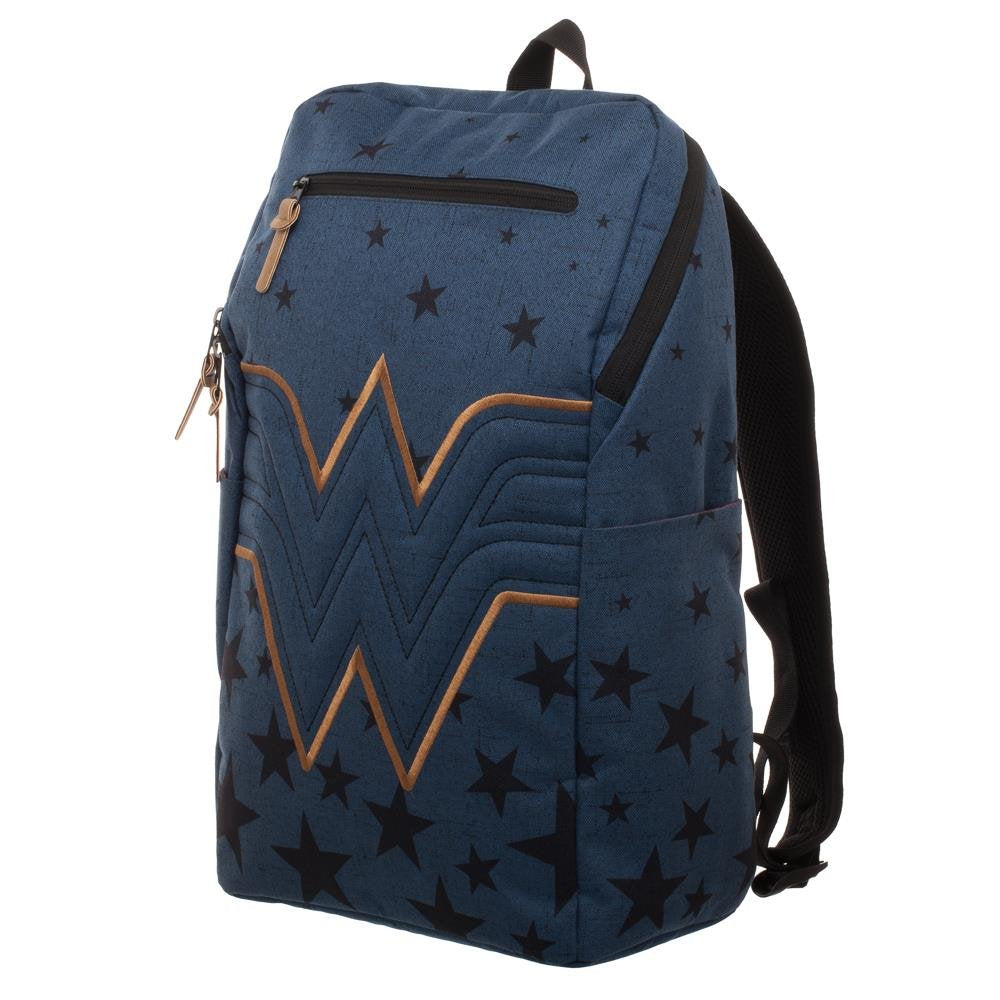 Wonder Woman Navy Blue Backpack