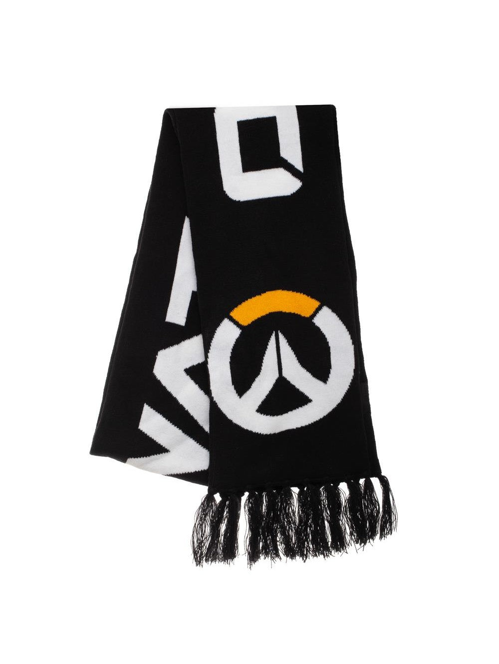 OVERWATCH Logo Black Scarf