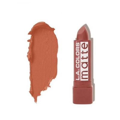 L.A. COLORS Matte Lip Color - Caramel Cream