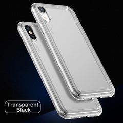 Airbag Anti-Knock Transparent iPhone Case