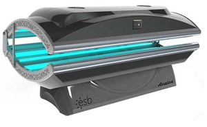 Avalon 20 Home Tanning Bed by ESB