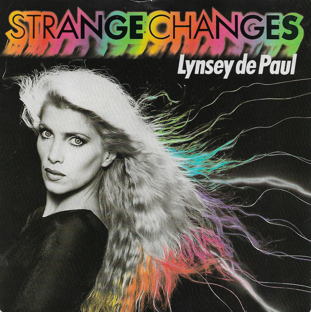 Lynsey De Paul - Strange Changes