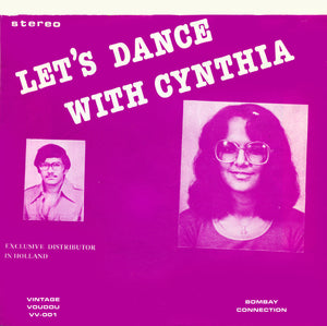 Cynthia - Let's Dance With Cynthia / Once Again