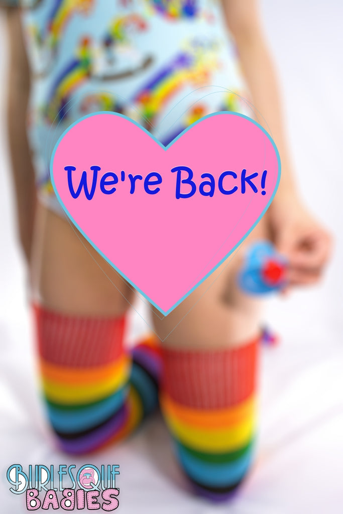 We're Back! - Burlesque Babies 2.0