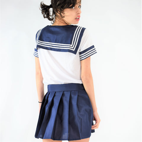 Sailor Girl Play Clothes - Blue