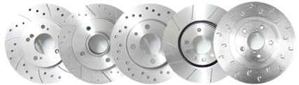 Honda Accord (CH1) rear discs