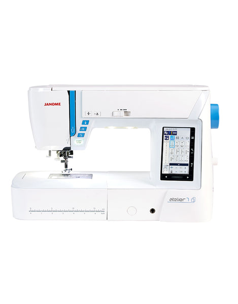 Janome Atelier 7 Computerised Sewing Machine