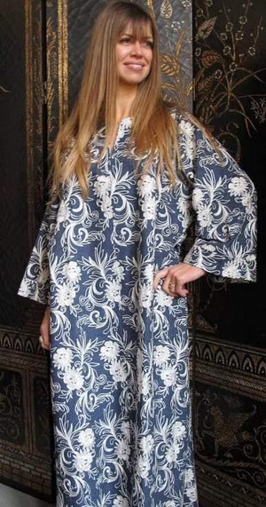 Harriet Cotton Kaftan Tuttabankem
