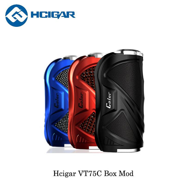 Mod - HCigar VT75C Box Mod With Evolv DNA 75