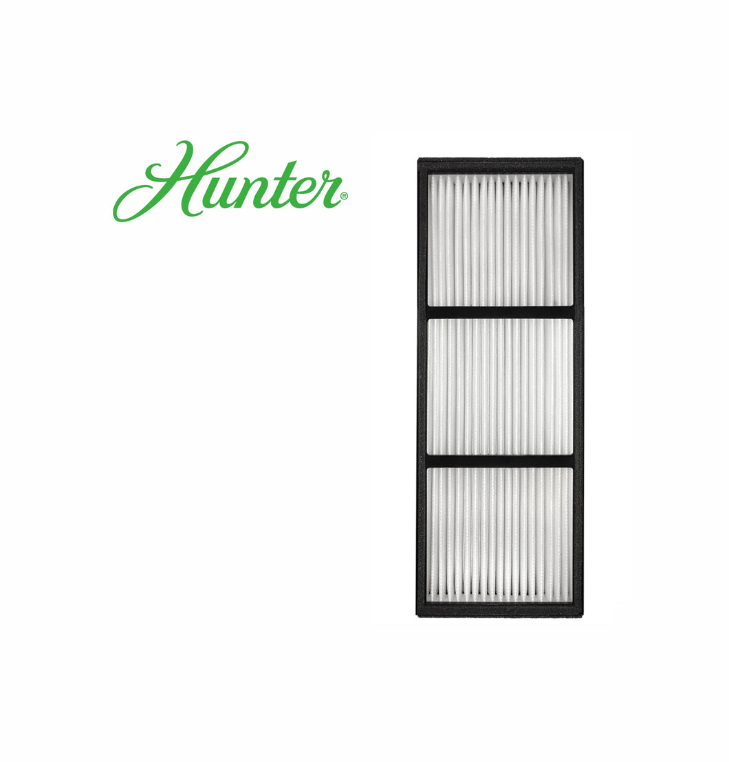 Hunter F1702HE/PM cleanable HEPA Replacement Filter (30612)