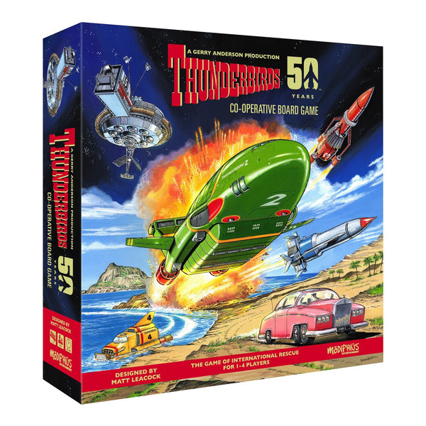 Thunderbirds Board Game