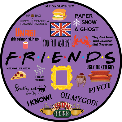 Friends Magnet
