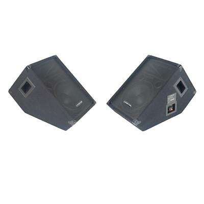 "CALLISTO-10M-PAIR <br/> CALLISTO Series 2-Pack 10"" Passive Stage Monitor Speaker"