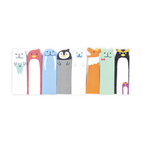 Note Pals Arctic Animals come in 8 different cute styles and 120 stickies total