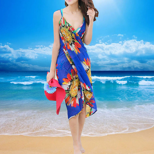 Chiffon Beach Wear
