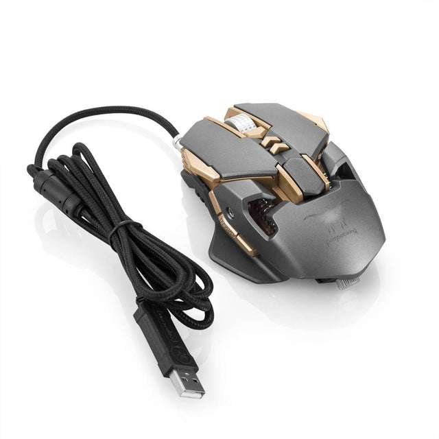 Combaterwing Wired Gaming Mouse