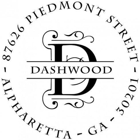 Dashwood Stamp