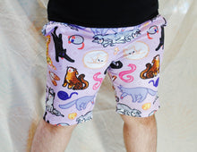 Kitty Cat Shorts