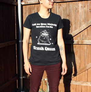 Trash Queen Graphic T-shirt