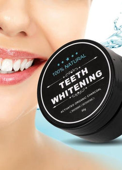 Activated Charcoal Whitening Powder™