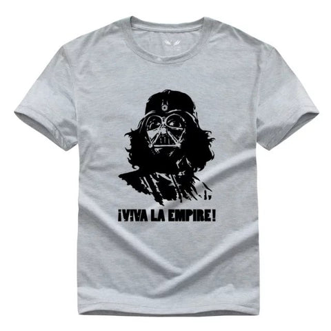 T-Shirt Vive la Empire Star Wars grey