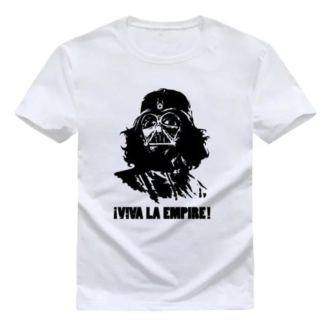 T-Shirt Vive la Empire Star Wars white