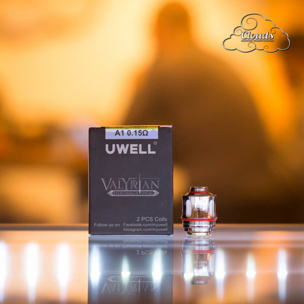 Uwell Valyrian Coils Pack of 2
