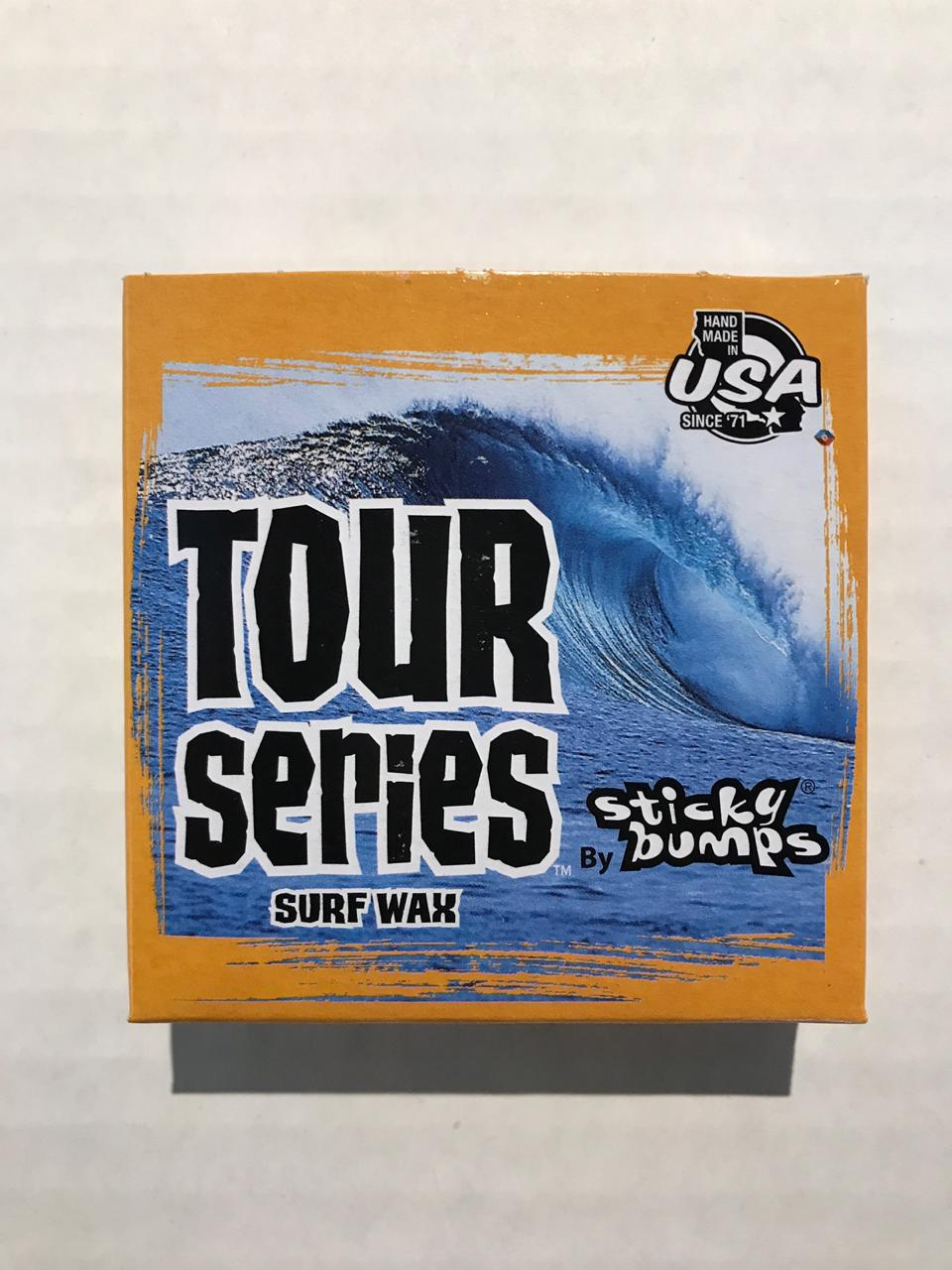Tour Series / Sticky Bumps