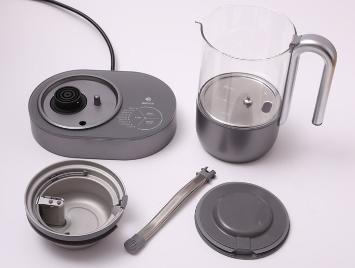 Assembling Your Qi Aerista Smart Tea Brewer