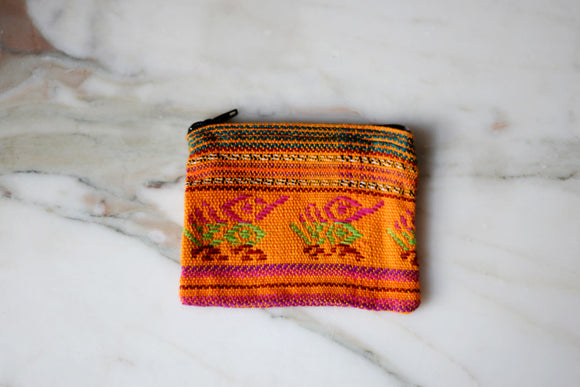Woven Mexican Coin Purse - The Little Pueblo