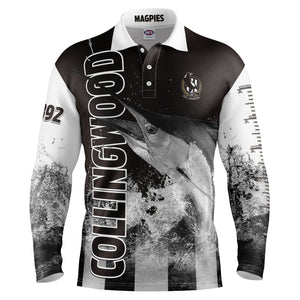 AFL Collingwood Fishing Shirt
