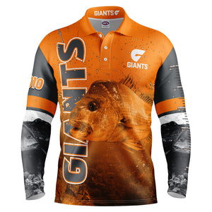 AFL GWS Fishing Shirt
