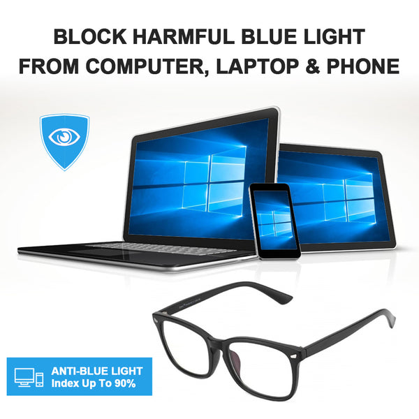 Blue Light Filter Computer Glasses 8082 Computer Glasses cyxus