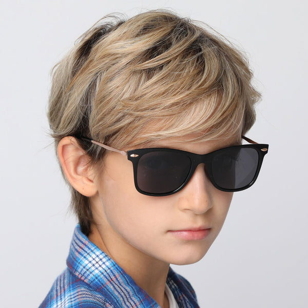 Polarized UV Protection Sunglasses for Kids 1682 Polarized Sunglasses cyxus
