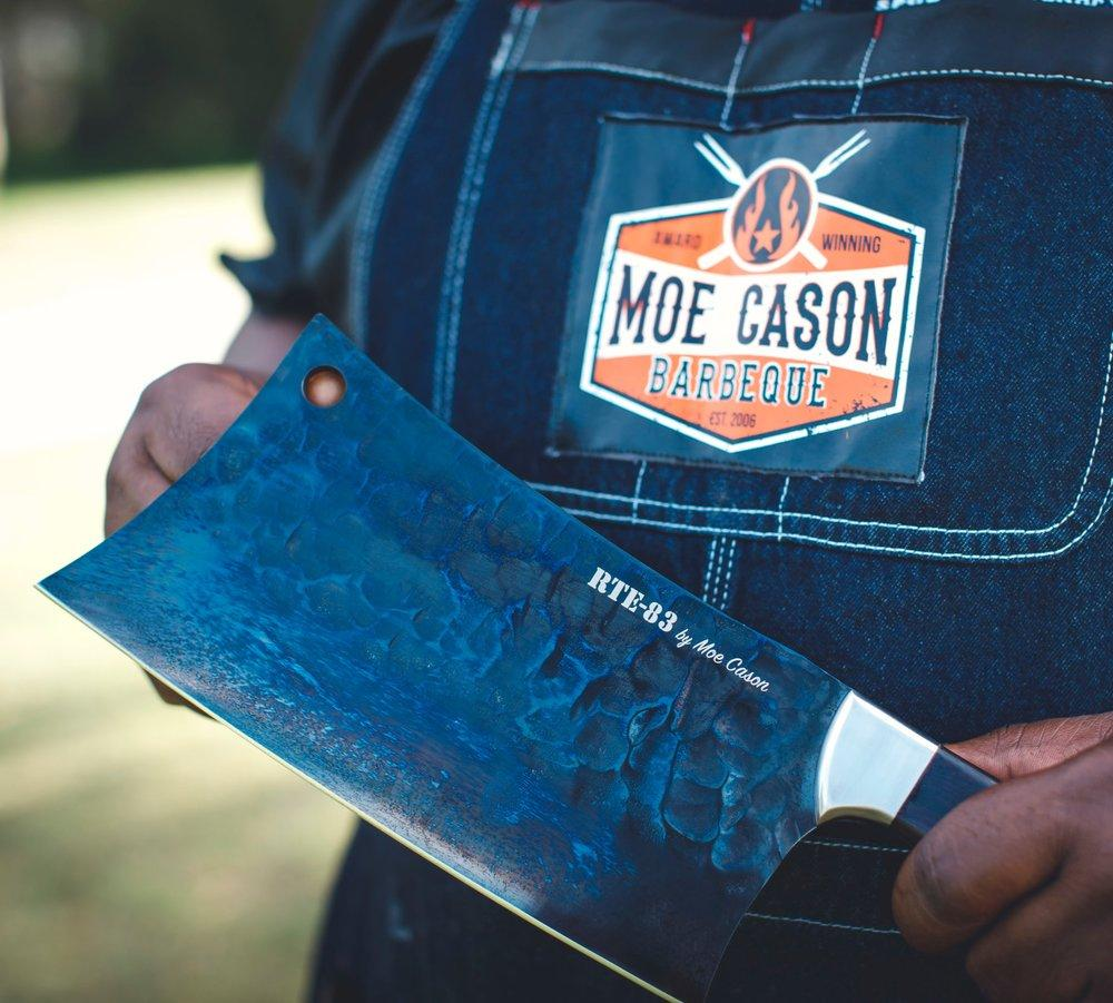 Route83 Moe Cason Meat Cleaver | BBQs NZ | Route83 | Outdoor Concepts NZ