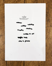 "Wrabel Art: ""Coping"" screen print"