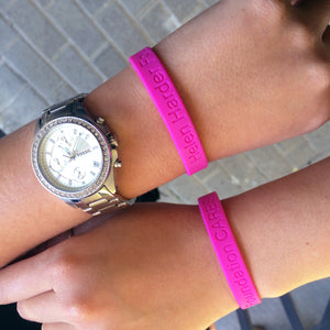 Breast Cancer Wristband