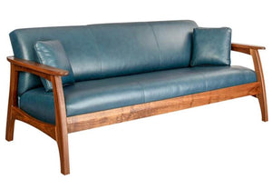 Linnaea Sofa in Walnut
