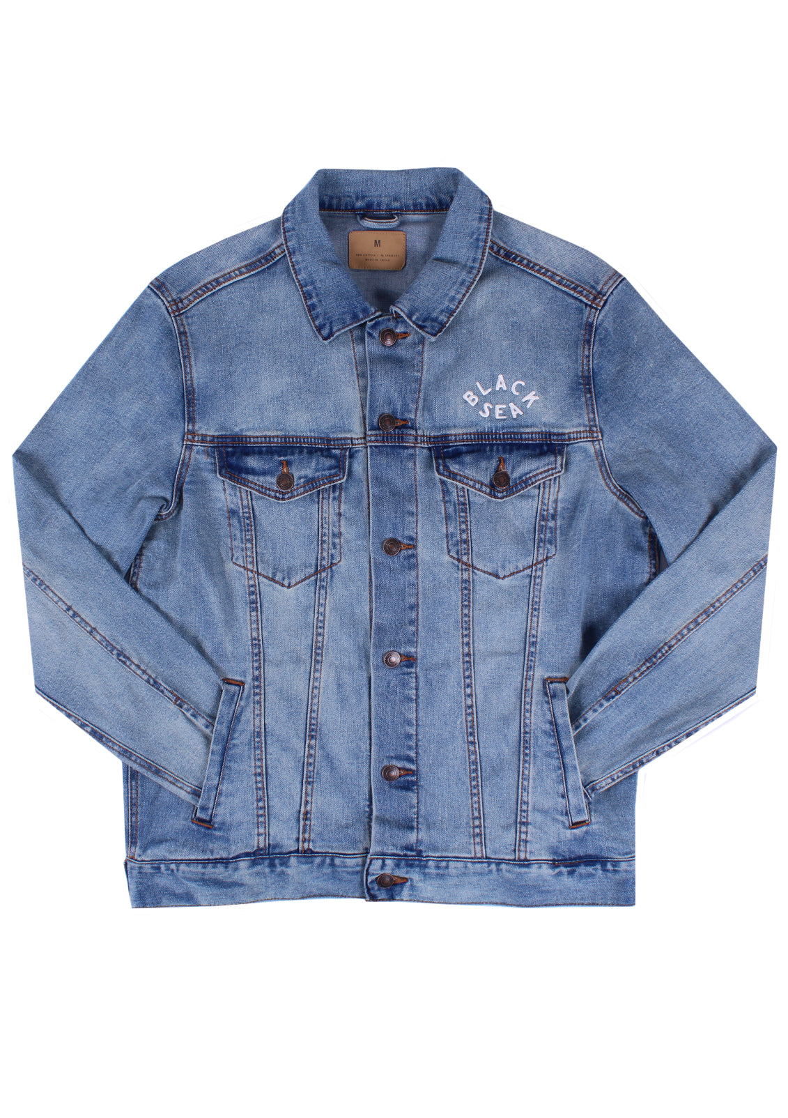Black Sea Denim Jacket