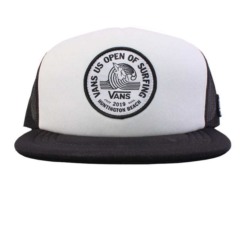 Vans US Open 2019 Lock Up Trucker Hat