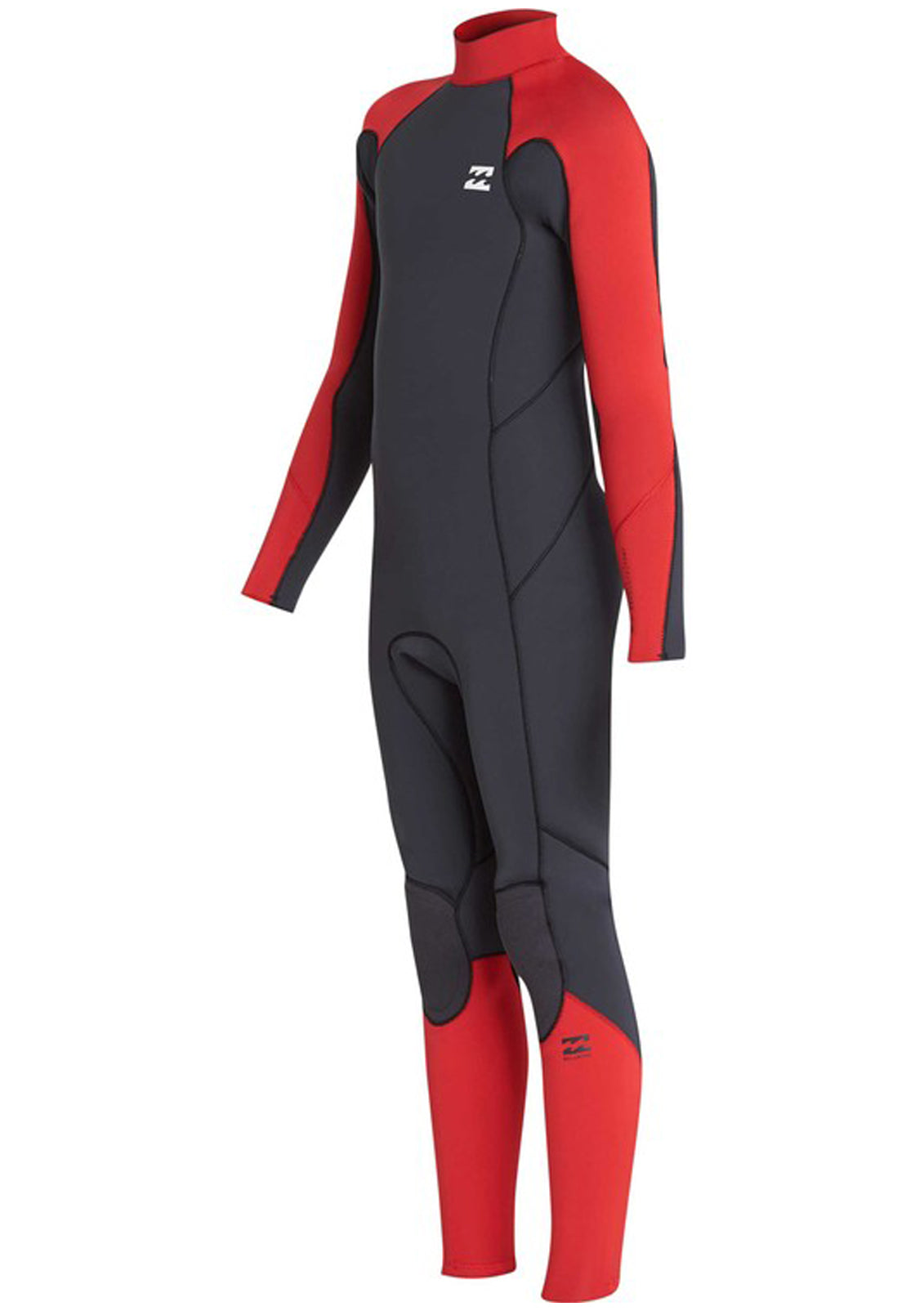 Billabong Boys 403 Furnace Absolute Back Zip GBS Wetsuit