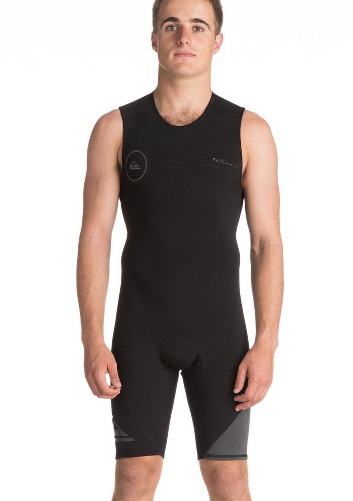 2mm Syncro Back Zip Springsuit